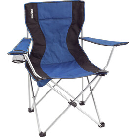 Brunner Armchair Classic Camping zitmeubel blauw/zwart